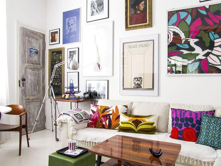 Styl Eklektyczny W Mieszkaniu Szukaj W Google House Interior Home Decor Decor