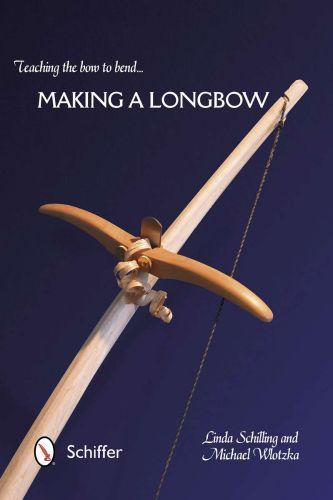Teaching The Bow To Bend Making A Longbow Com Imagens Arco E