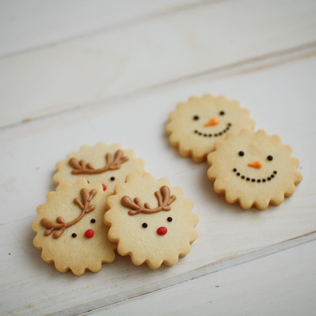 Consulta Esta Foto De Instagram De Masuko1219 813 Me Gusta Cookies Recipes Christmas Christmas Sugar Cookies Christmas Baking
