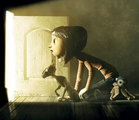 Coralineits Not Just For Kids Growing Up Coraline