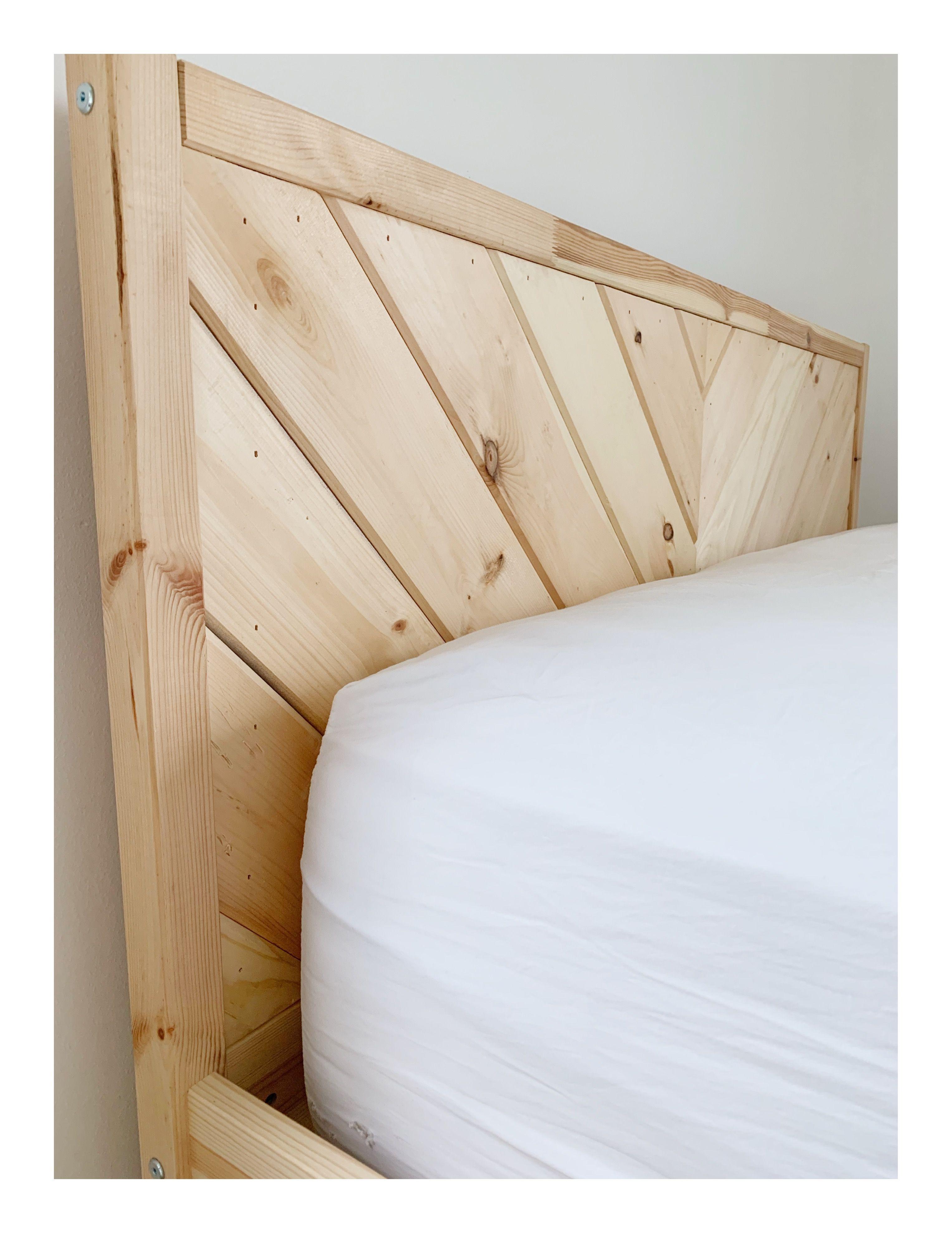 Ikea Hack Tarva Bed Ikea Bed Frames Ikea Bed Ikea Twin Bed