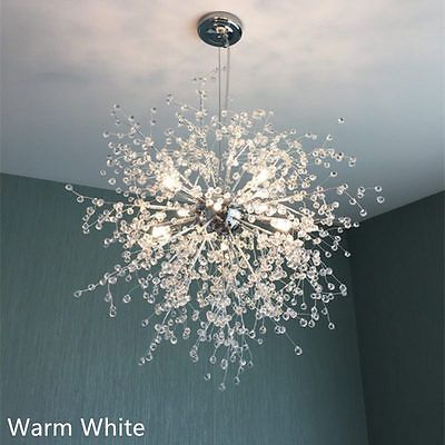 chandelier light fixtures. Modern Dandelion LED Chandelier Fireworks Pendant Lamp Ceiling Lighting Lights | Chandeliers, And Bedrooms Light Fixtures