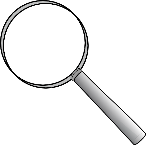 Found On Bing From Www Clker Com Magnifying Glass Stock Images Free Stock Photography Free
