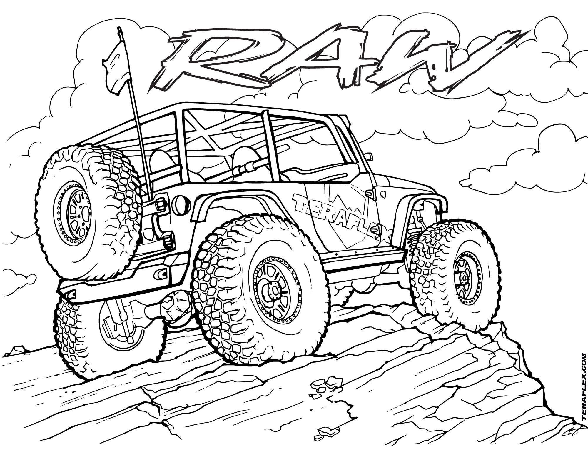 jeep rubicon winch