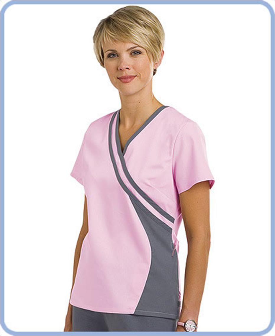 Uniformes para profesionales de la salud | Ref.Doris | Pinterest ...