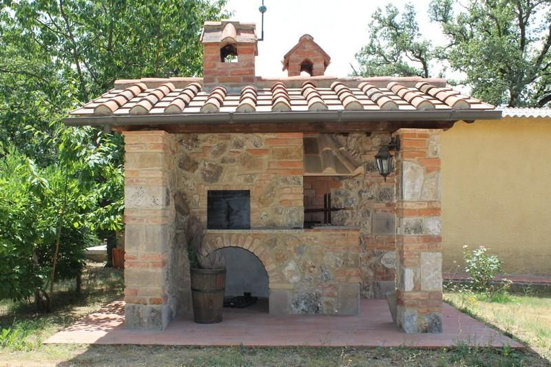 Forni in muratura per esterni cerca con google esterno - Barbecue da esterno ...