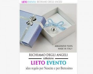 Idee regalo battesimo maschietto