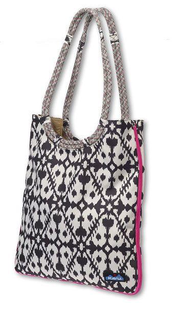 Kavu Market Bag (Pink Blot) Bags IqJmMR2760
