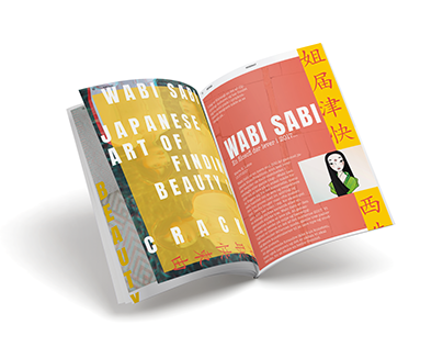 "Check out new work on my @Behance portfolio: ""Magazine about the Japanese art form - Wabi Sabi"" http://be.net/gallery/54002627/Magazine-about-the-Japanese-art-form-Wabi-Sabi"