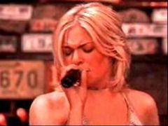 Leann Rimes Can T Fight The Moonlight Video Short Hair Styles Leanne Layered Hair