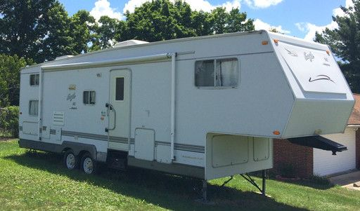 Check Out This 2002 Jayco Eagle Listing In Saint Clairsville Oh