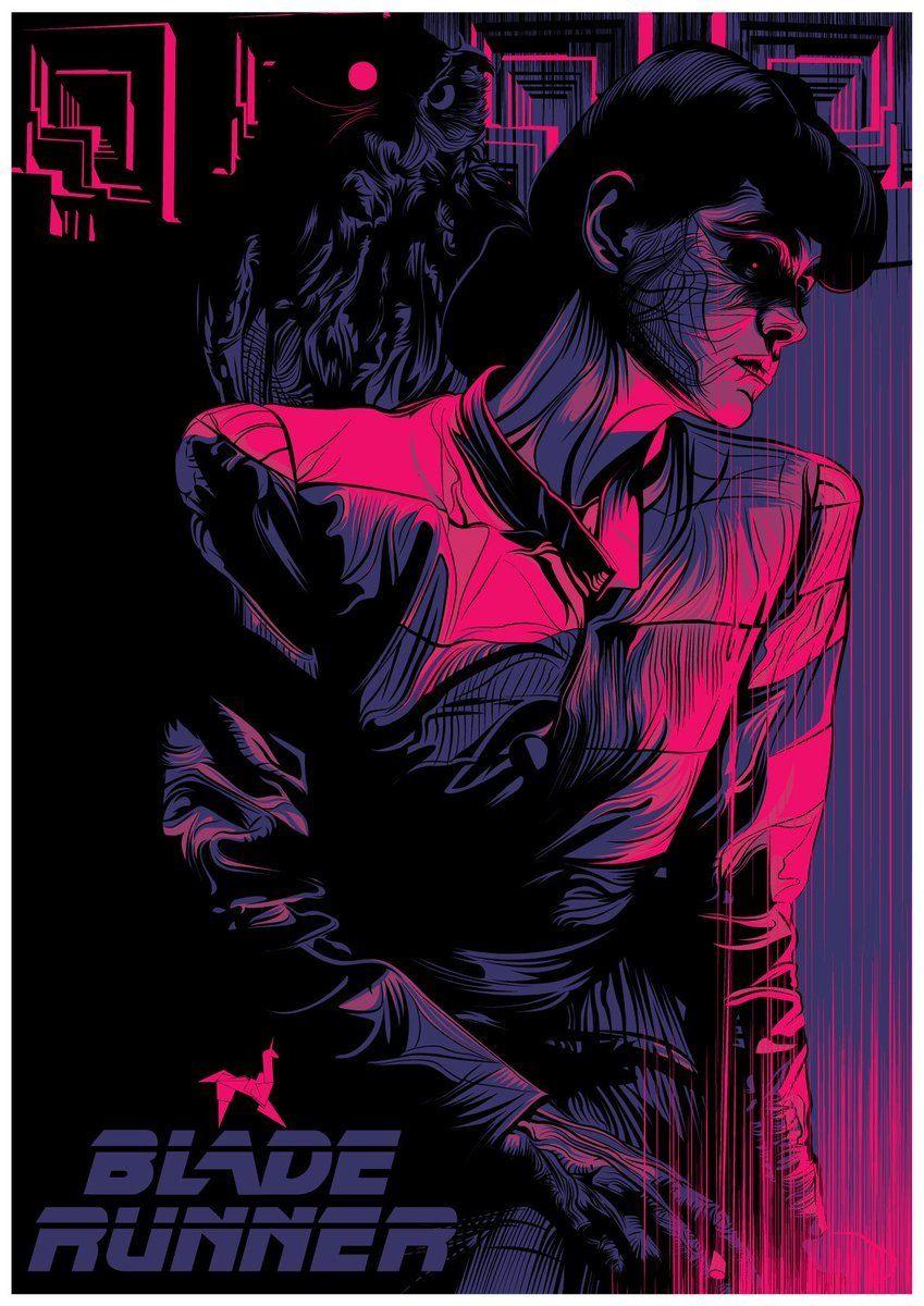 Kogaionon — Blade Runner & Blade Runner 2049 by Ciarán O