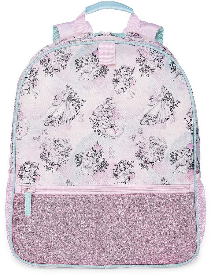 Calling all princesses -DISNEY Multi Princess Backpack on SALE! Backpacks  For Sale 3de398c3ab59a
