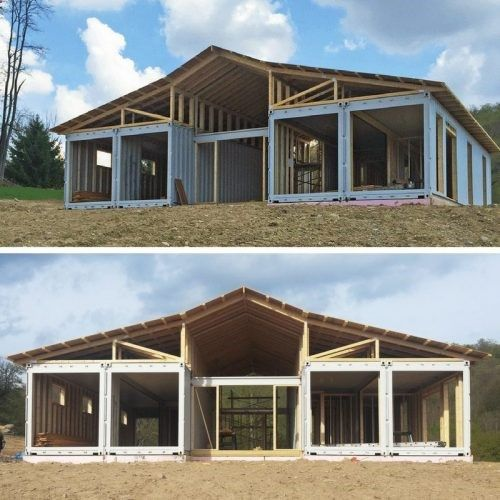 Container house this is one of the best shipping - Simple container house plans ...