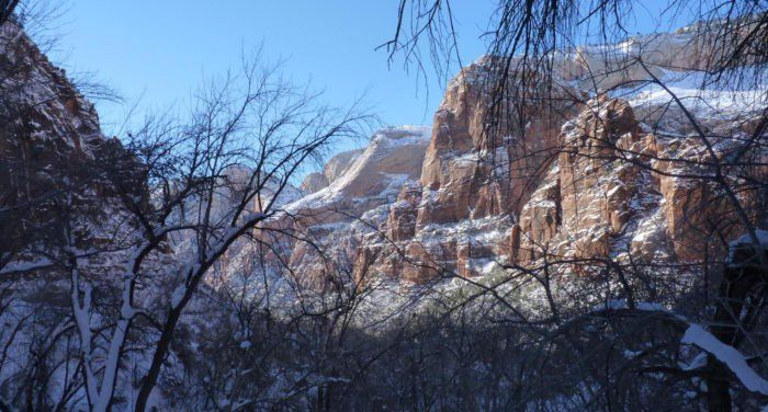 Photo of The Epic Utah Trail That's Perfect For A Winter Adventure