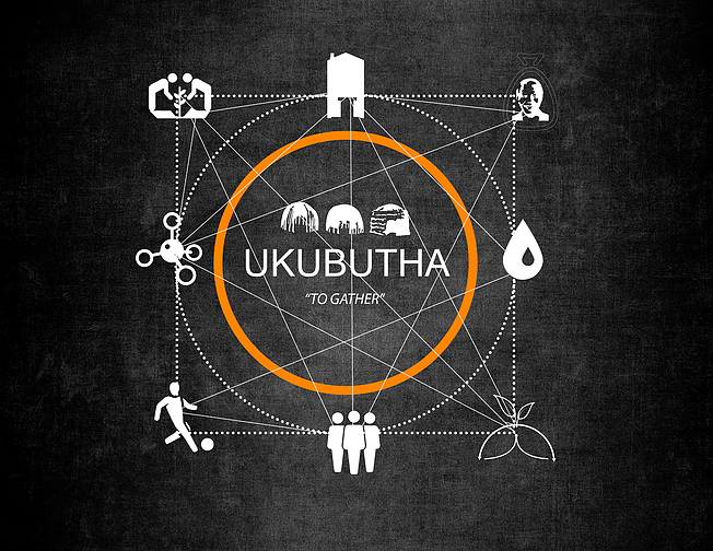 Architecture Thesis Ukubutha: Towards A New Social Architecture In South  African Townships. Logo Ukubutha Is A Zulu … | Solutions, Waste To Energy,  Sustainability