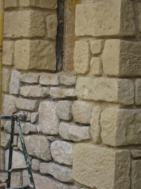 Trabajos de decoraci n de fachadas con piedra artificial - Fachadas de piedra artificial ...