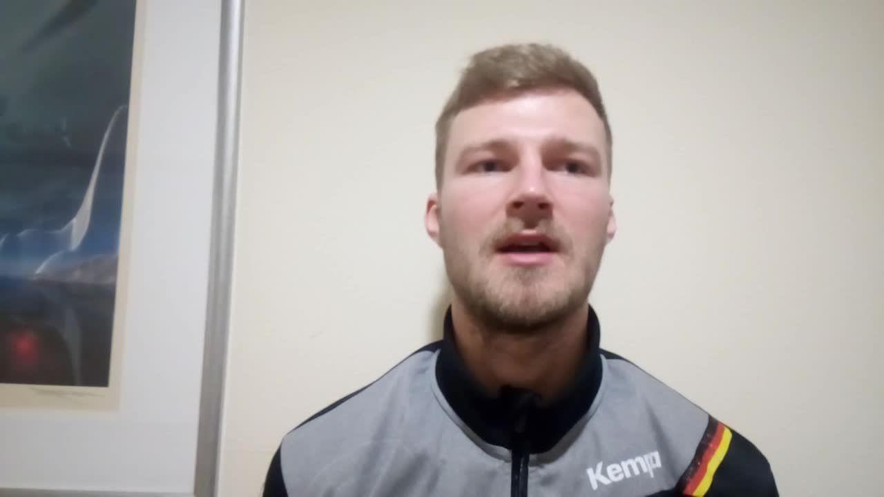 Handball EM 2018 Philipp Weber im SPORT4FINAL Interview