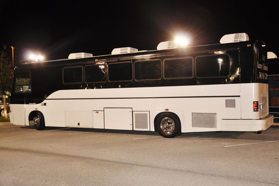 Price4limo 40 Passenger Party Bus Party bus
