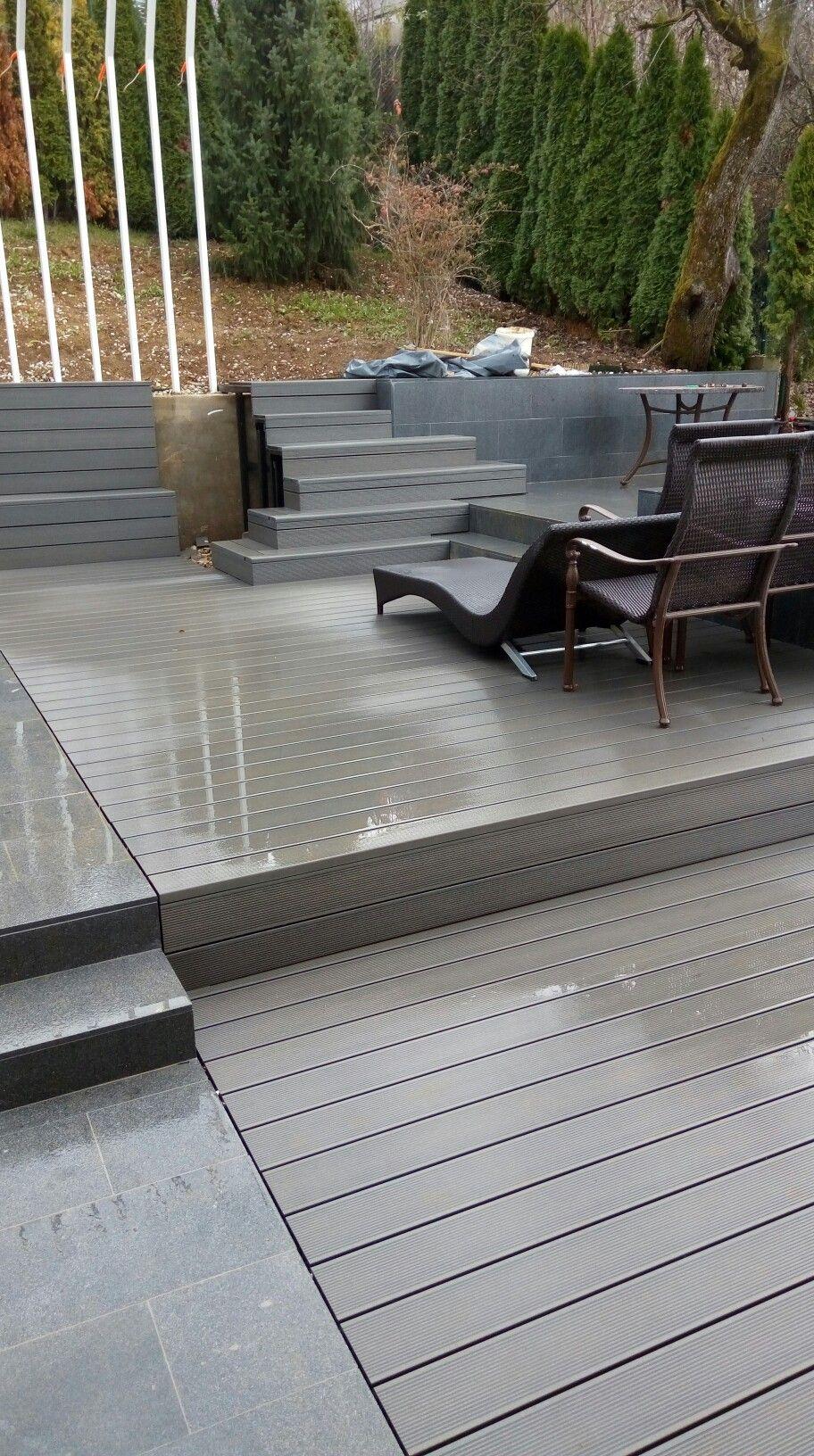 Pin by terase on Rehau Relazzo WPC decking