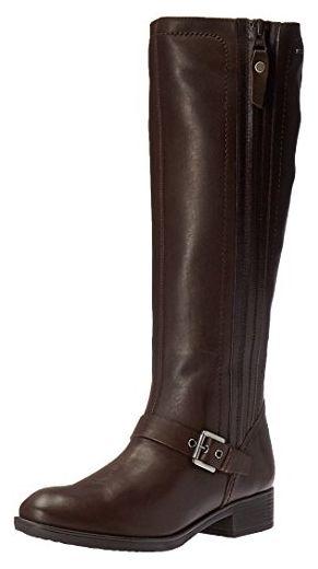Geox Damen D Felicity Abx B Combat Boots, Braun (COFFEEC6009), 39 EU