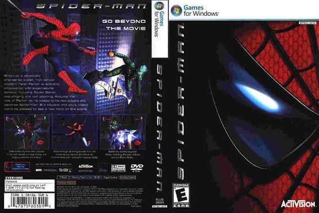 تنزيل لعبه Spider Man The Movie للكمبيوتر برابط واحد مباشر | Spider man  playstation, Spiderman, Activision