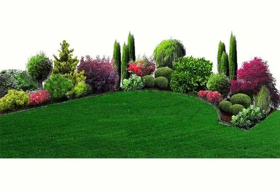 Photo of District Garden (No. 1) landscape architecture studio Kemu.pl – garden ideas