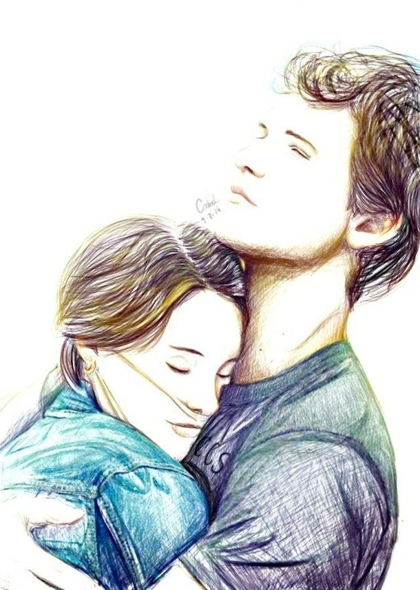 the fault in our stars drawing - Google Search | Cinema ...