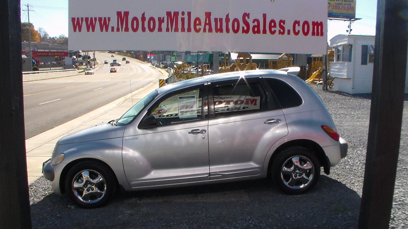 You Are Looking At A 2001 Chrysler Pt Cruiser Limited Edition