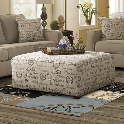 Superb Signature Design By Ashley Camden Oversized Ottoman Jcpenney Gamerscity Chair Design For Home Gamerscityorg