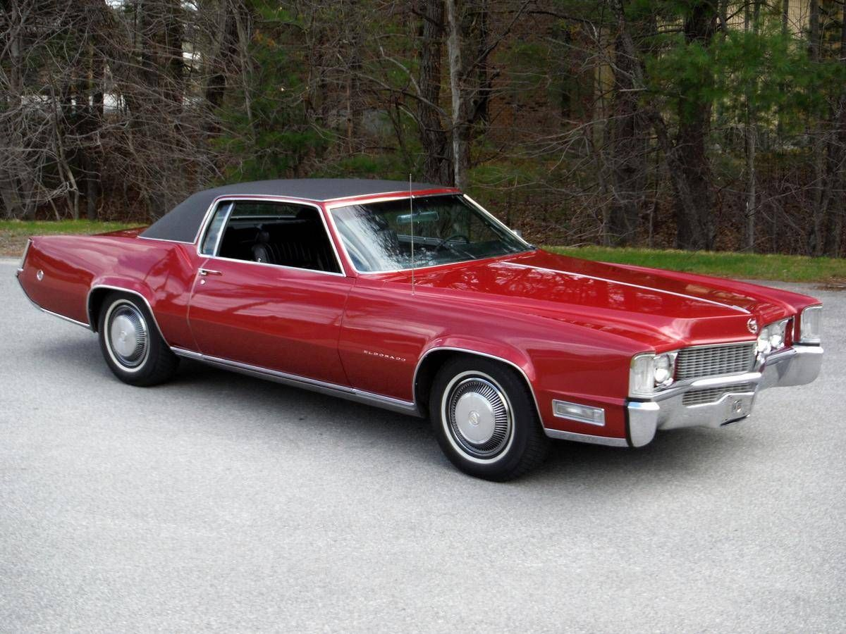 1969 Cadillac Eldorado Maintenance/restoration of old ...