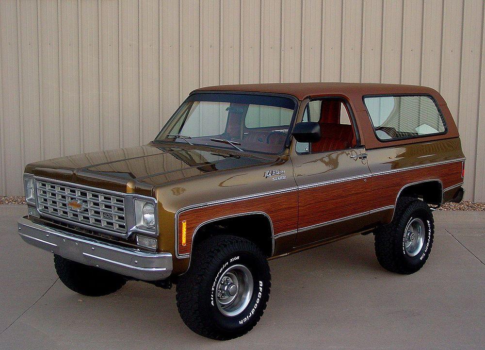 Details About 1973 Chevrolet Blazer Cheyenne Http