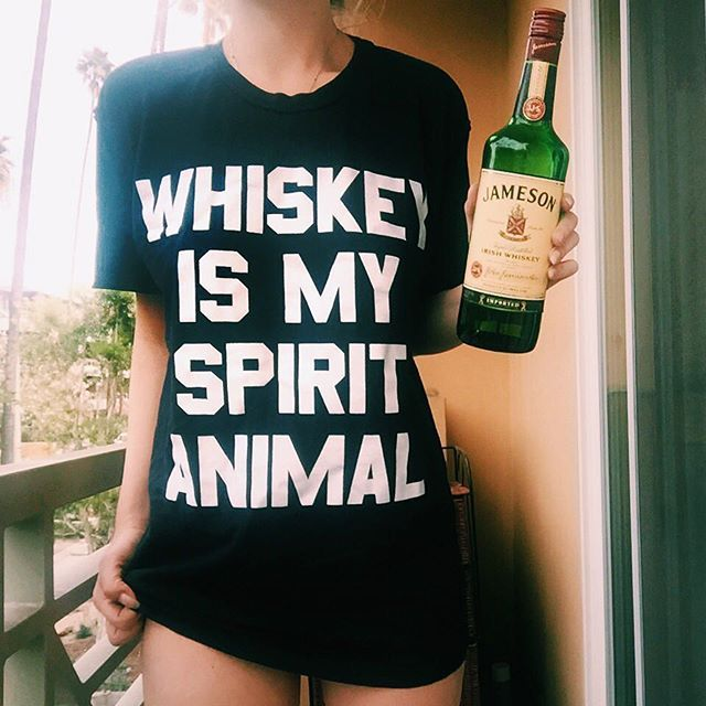 It's Thursday....pour yourself a whiskey and call in sick tomorrow! Tag your favorite whiskey drinker in the comments and get this tee on JACVANEK.COM now!