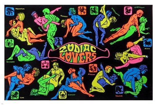 Zodiac sex position chart