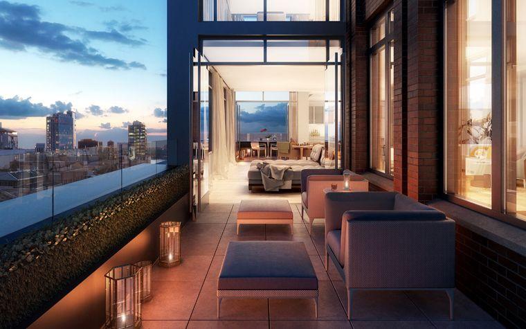Condo Apartment Sale At Village Green West In Chelsea, Manhattan