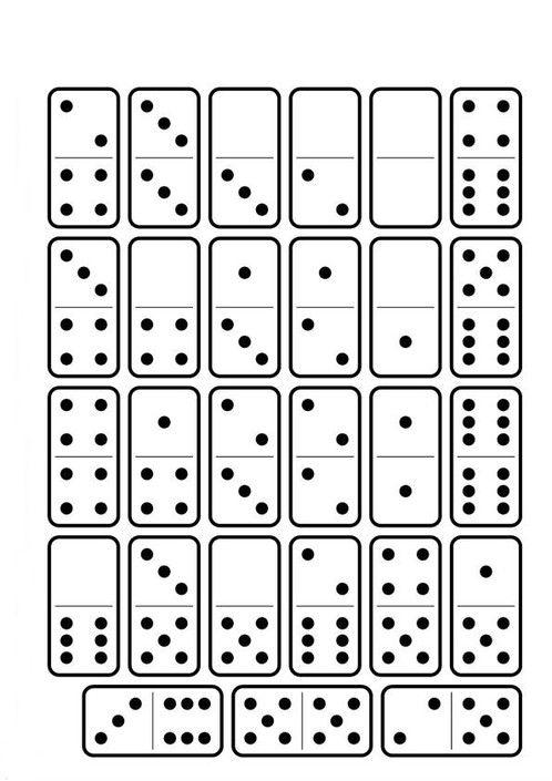 Arquivo Para Domino Para Imprimir Atividades Educativas Com