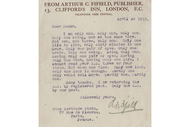 Try Try Again Rejection Letters Received By Bestselling Authors