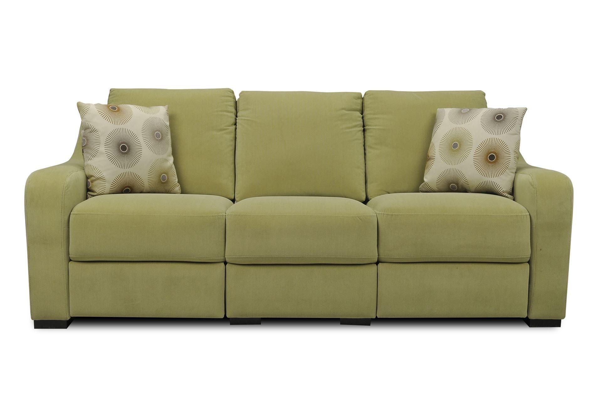 Astoria Fab Dual Reclining Sofa These Pillows Suck And I