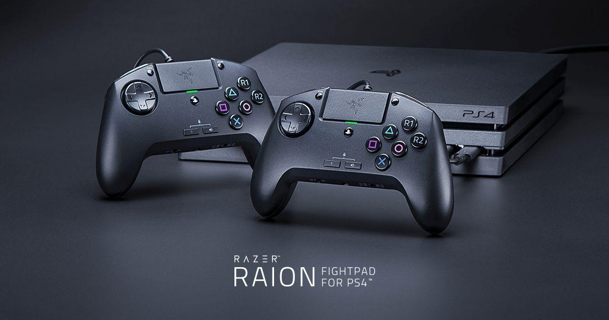 الإعلان عن أداة التحكم Razer Raion لم حبي ألعاب القتال Game