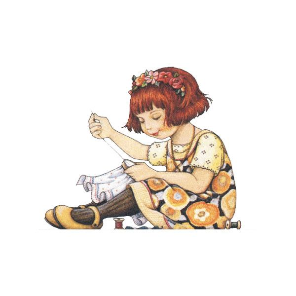 Enfants Filles dessins - La Passion des tubes PSP ❤ liked on Polyvore featuring children