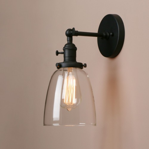 Industrial Vintage Wall Sconce Lamp Indoor Wall Lighting Fixtures With Switch Vintage Wall Sconces Vintage Industrial Lighting Wall Light Fixtures