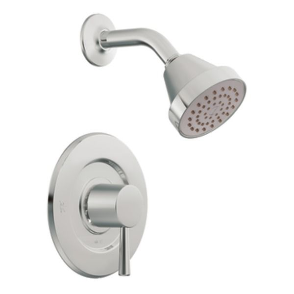 Level Chrome Posi Temp Shower Only Tub And Shower Faucets Shower Tub Shower Faucet