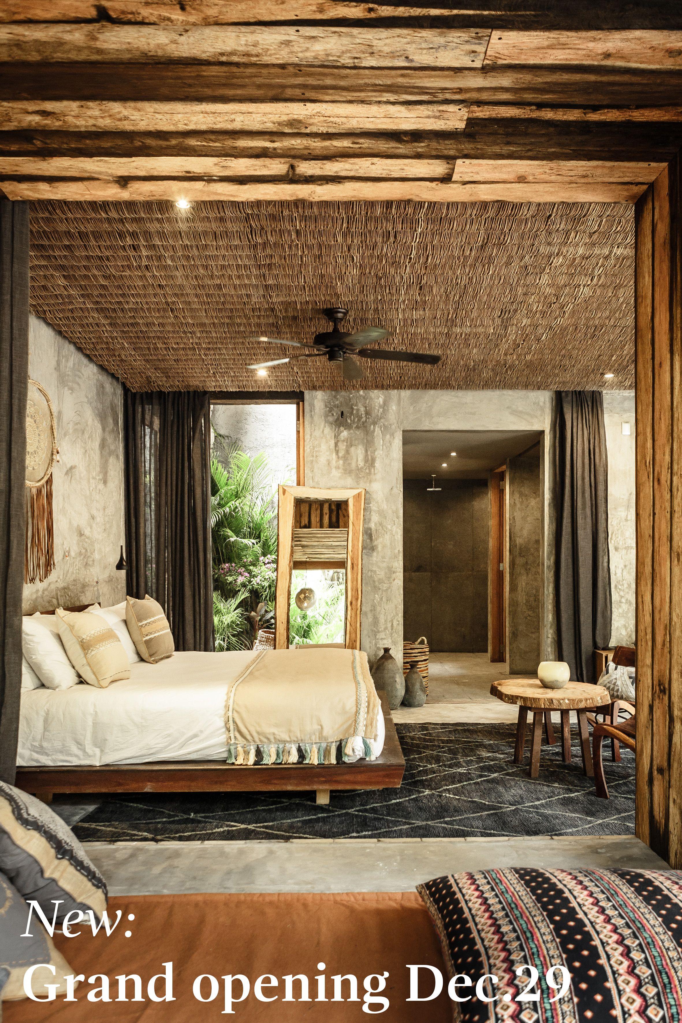 Hotel Be Tulum Mexico Design Rooms Hotel Interior Design