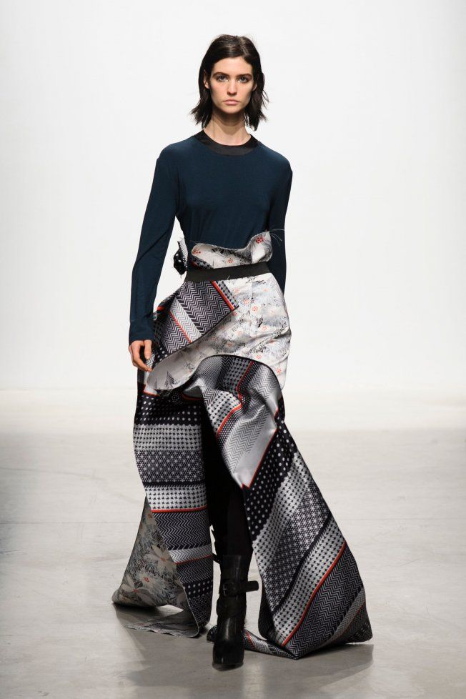 jupes longues hiver 2014
