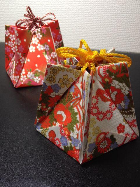 Origami, pénztárca ♫ vagyok aranyos ~: virág Rabbit délutáni