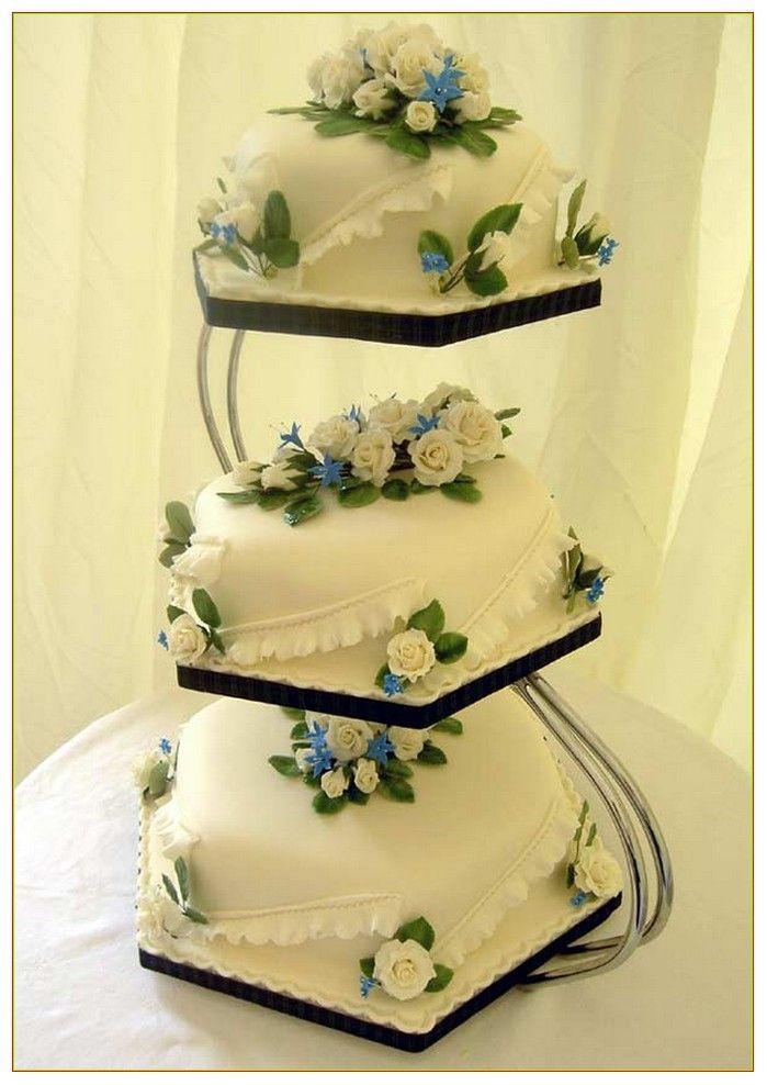 3 Tier Wedding Cake Stand | Pinterest | Wedding cake stands, Tier ...