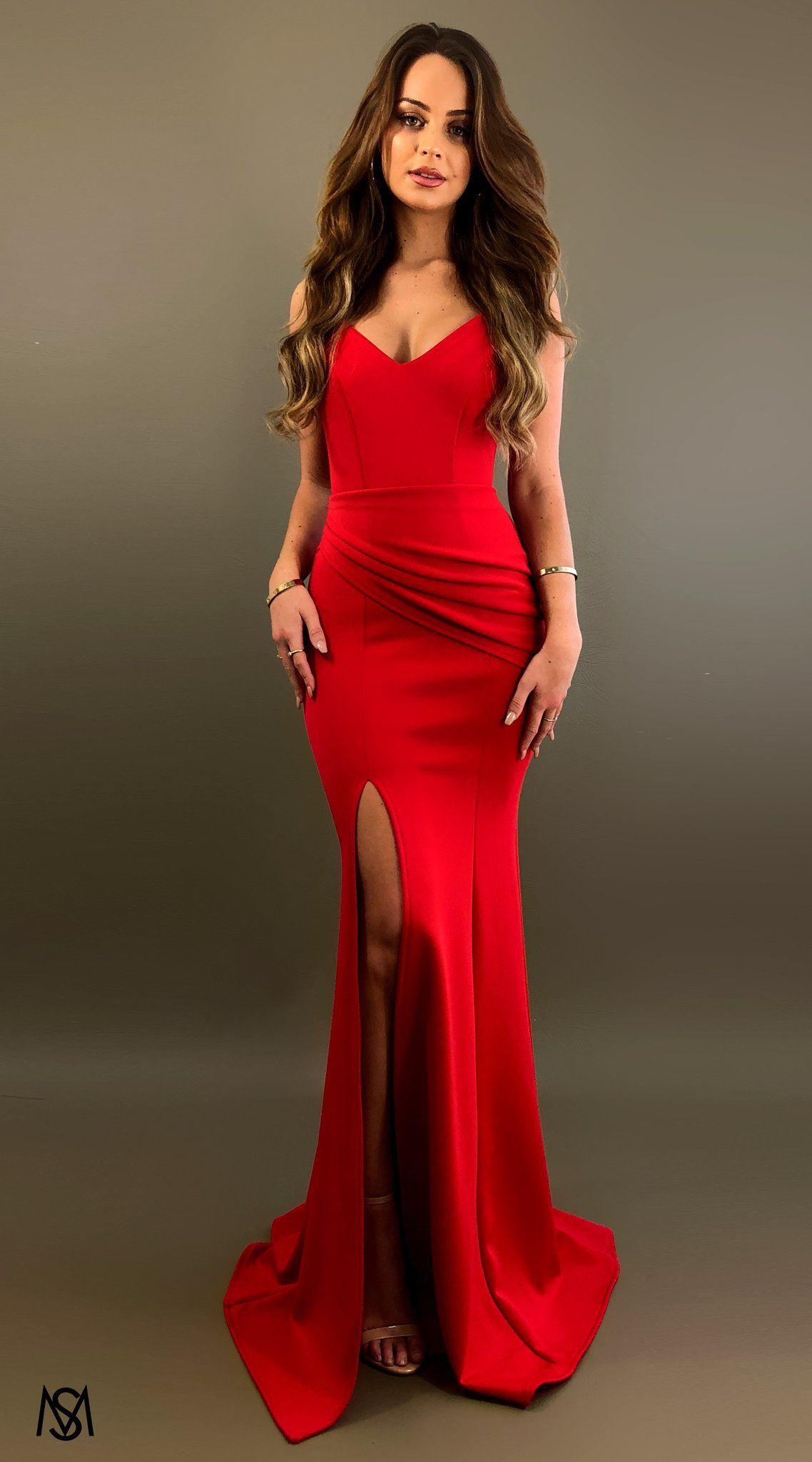 de2642ed2f2 Red IV - Formal Prom Dress by STUDIO MINC