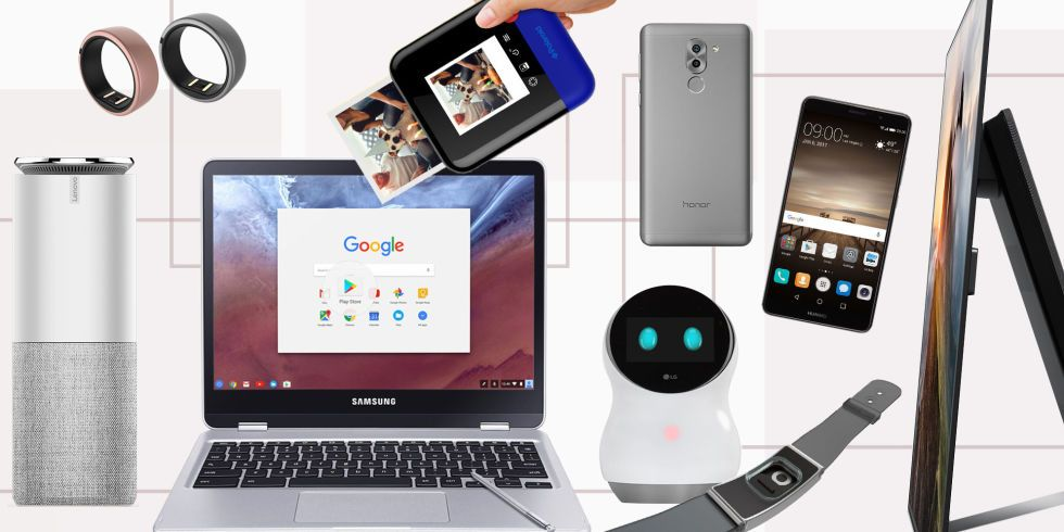 Get An Early Glimpse Of 2017 S Hottest Tech Gadgets