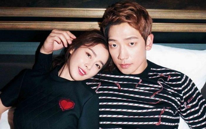 Rain and Kim Tae Hee Welcome Baby Girl's Arrival and ...