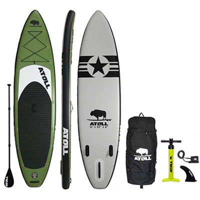 The 10 Best Stand Up Paddle Board In 2020 Reviews Standup Paddle Best Inflatable Paddle Board Inflatable Paddle Board